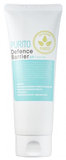 PURITO Пенка для умывания для чувствительной кожи / Defence Barrier Ph Cleanser 150 мл