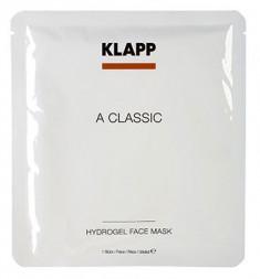 KLAPP Маска гидрогелевая для лица Витамин А / A CLASSIC 3 шт