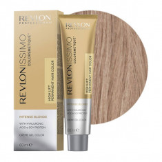 REVLON PROFESSIONAL 1202 краска для волос, платиновый / RP REVLONISSIMO COLORSMETIQUE Intense Blonde 60 мл