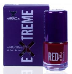 CHRISTINA FITZGERALD Лак для ногтей 41 / RED EXTREME 15 мл