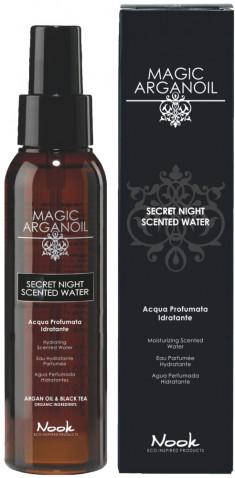 NOOK Вода душистая увлажняющая для лица, тела и волос / Secret Night Scented Water for Body & Hair MAGIC ARGANOIL 100 мл