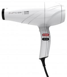 GA MA Фен Pluma 5500 OXY-ACTIVE 2400 Вт, белый