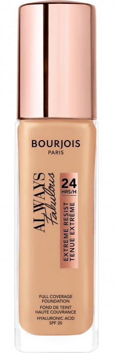 BOURJOIS Крем тональный для лица 420 / Always Fabulous Full Coverage Foundation 30 мл