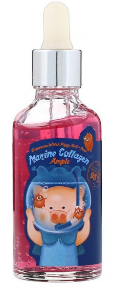 ELIZAVECCA Сыворотка с морским коллагеном для лица / Witch Piggy Hell-Pore Marine Collagen Ample 50 мл