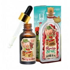 масло шиповника 100% для лица и тела elizavecca farmer piggy rose hip oil 100%