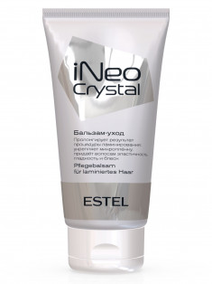 ESTEL PROFESSIONAL Бальзам-уход для поддержания ламинирования волос / iNeo-Crystal 150 мл