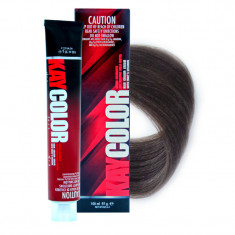 KAYPRO 6.18 краска для волос, холодный шоколадный темно-каштановый / KAY COLOR 100 мл