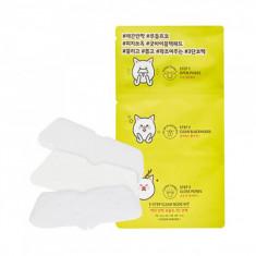 набор для удаления черных точек etude house  3 step clear nose kit