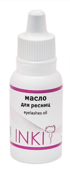 INKI Масло для ресниц / Eyelashes oil 15 мл