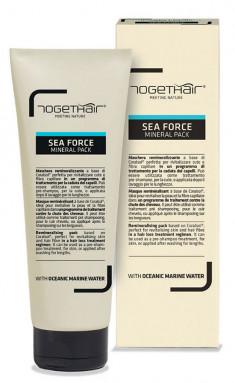 TOGETHAIR Маска восстанавливающая минерализованная против выпадения волос / Sea Force Mask mineral 250 мл