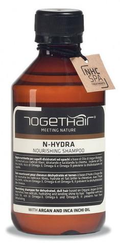 TOGETHAIR Шампунь питательный для обезвоженных и тусклых волос / N-Hydra Shampoo 250 мл