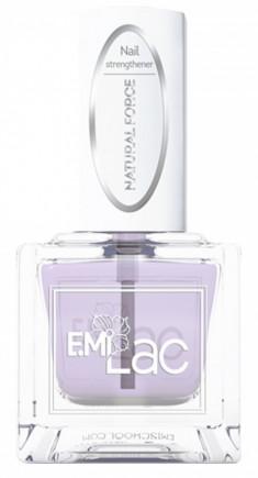 E.MI Лак лечебный для ногтей / Nail Strengthener Natural Force 6 мл