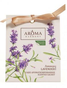 AROMA HARMONY Саше ароматизированное Лаванда 10 г