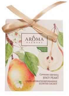 AROMA HARMONY Саше ароматизированное Сочная груша 10 г