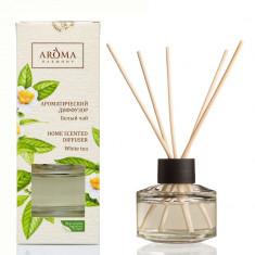 AROMA HARMONY Диффузор ароматический Белый чай 50 мл