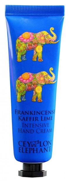 SPA CEYLON Крем интенсивный для рук Цейлонский слон, ладан и каффирский лайм 30 г