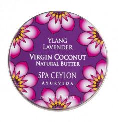 SPA CEYLON Баттер ультрапитательный на основе кокосового масла Лаванда, нероли, иланг-иланг 25 г