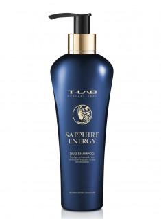 T-LAB PROFESSIONAL Шампунь энергетический с сапфировым порошком / DUO Sapphire Energy 250 мл