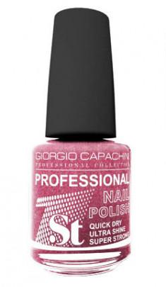 GIORGIO CAPACHINI 47 лак для ногтей, винная ягода / 1-st Professional 16 мл