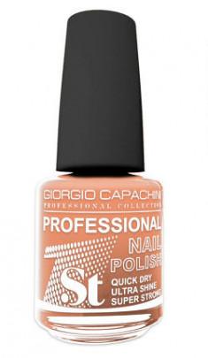 GIORGIO CAPACHINI 117 лак для ногтей / 1-st Professional 16 мл