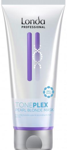 LONDA PROFESSIONAL Маска для волос Жемчужный блонд / TONEPLEX 200 мл