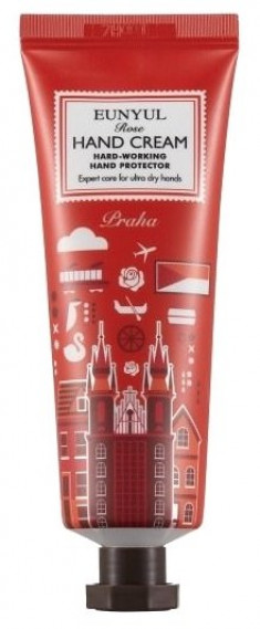 EUNYUL Крем с экстрактом розы для рук Прага 50 г