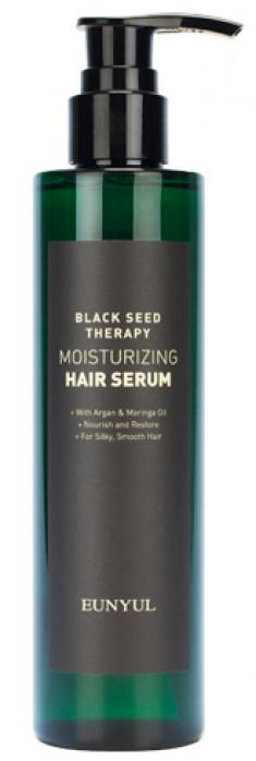 EUNYUL Сыворотка увлажняющая с маслом арганы и моринги для волос 200 мл