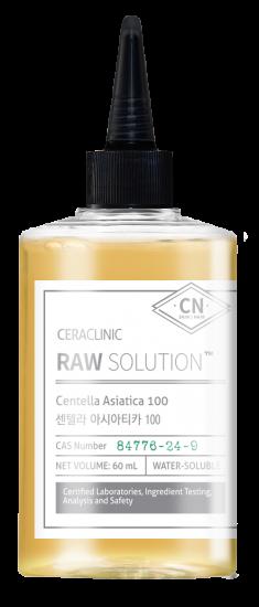EVAS Сыворотка универсальная для волос и кожи Центелла / CERACLINIC Raw Solution Centella Asiatica 100 60 мл