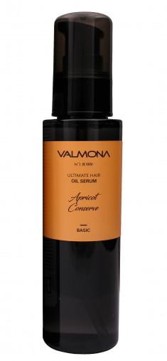 EVAS Сыворотка для волос Абрикос / VALMONA ULTIMATE HAIR OIL SERUM, APRICOT CONSERVE 100 мл