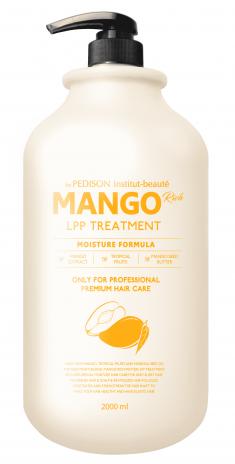 EVAS Маска для волос Манго / Pedison Institut-Beaute Mango Rich LPP Treatment 2000 мл