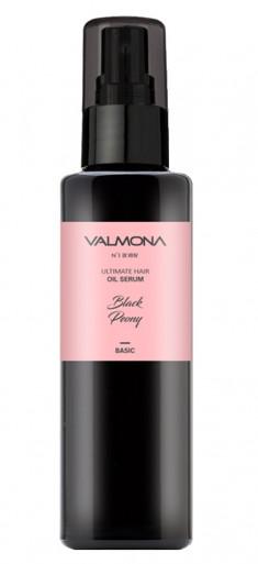 EVAS Сыворотка для волос Черный пион / VALMONA ULTIMATE HAIR OIL SERUM, BLACK PEONY 100 мл