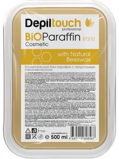 DEPILTOUCH PROFESSIONAL Парафин-био с пчелиным воском / Depiltouch professional 500 г