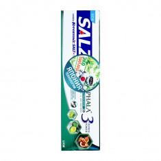 Lion Thailand Salz Herbal Паста зубная с гипертонической солью и трифалой, 90 г