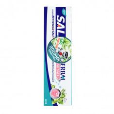 Lion  Thailand Salz Herbal Паста зубная с розовой гималайской солью, 90 г