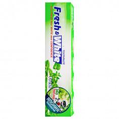 Lion Thailand Fresh & White Паста зубная для защиты от кариеса прохладная мята, 160 г