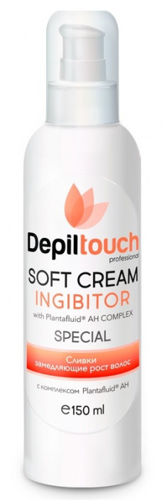 DEPILTOUCH PROFESSIONAL Сливки замедляющие рост волос / Plantafluid AH COMPLEX Depiltouch professional 150 мл
