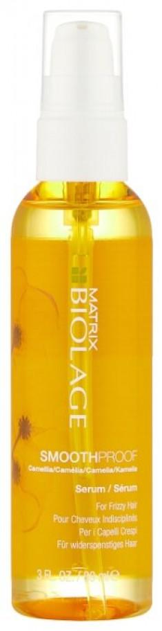 BIOLAGE Сыворотка несмываемая для гладкости волос, с термозащитой / БИОЛАЖ СМУСПРУФ 89 мл