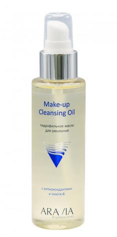 ARAVIA Масло гидрофильное для умывания с антиоксидантами и омега-6 / Make-Up Cleansing Oil 110 мл