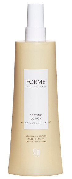 SIM SENSITIVE Лосьон-спрей с маслом семян овса для укладки волос / Forme Setting Lotion 250 мл