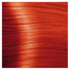 KAPOUS NA 88.44 краска для волос, насыщенный светлый блондин медный интенсивный / Magic Keratin 100 мл