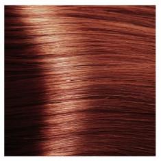KAPOUS NA 8.4 краска для волос, светлый медный блонд / Magic Keratin 100 мл