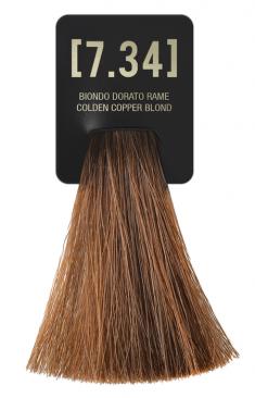 INSIGHT 7.34 краска для волос, золотисто-медный блондин / INCOLOR 100 мл