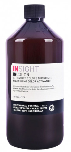 INSIGHT Активатор протеиновый 12% / INCOLOR 900 мл