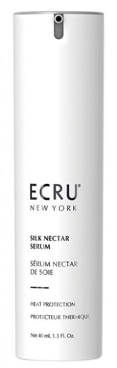 ECRU New York Сыворотка шелковая разглаживающая / Silk Nectar Serum 40 мл