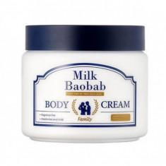 крем для тела milkbaobab family body cream