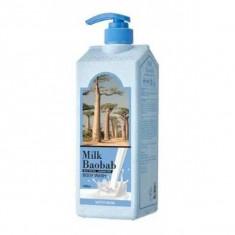гель для душа с ароматом белого мускуса milkbaobab body wash white musk