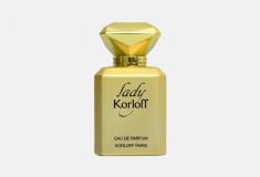 Парфюмерная вода KORLOFF PARIS