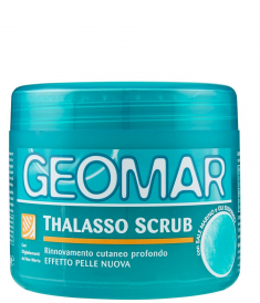 GEOMAR Скраб-талассо для тела 600 г