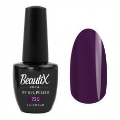 BEAUTIX 730 гель-лак для ногтей / LA SENSATION 8 мл