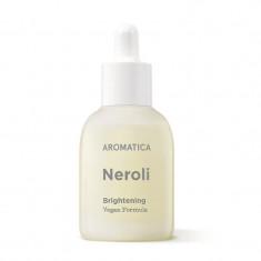 масло для лица с нероли aromatica organic neroli brightening facial oil